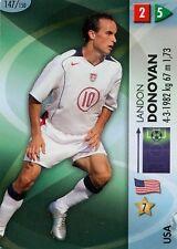 N°147 LANDON DONOVAN USA TRADING CARDS PANINI WORLD CUP 2006