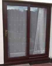 uPVC Patio Doors - Full Mahogany - Sliding Patio Door | 2300mm x 2150mm