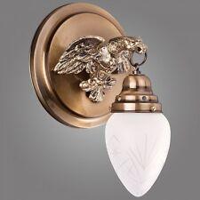 latón lámpara de pared EURO eu-w1b Mejor Calidad Nueva Diseño Luz hotel