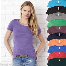 Ladies Triblend T-Shirt S – L XL in 12 Colors