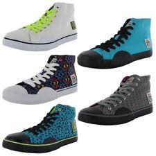 Vision Street Wear Womens Canvas Hi Skate Shoe
