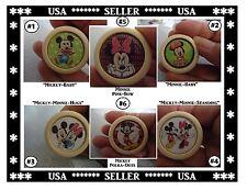 Disney Mickey Mouse Dresser Draw Pulls Minnie Mouse Dresser Knobs Dresser Pulls