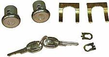 1973-1978 Chevy Nova Door Lock Cylinders With Keys (2 door) NEW