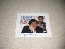 "Richard Kiel (+' 14) & Mads Mikkelsen signed autographes ""James Bond 007"" inperson"