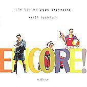 Encore! The Boston Pops Orchestra CD - Brand New - Free Shipping