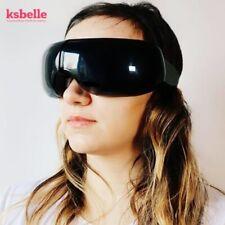 Massage des yeux sans fil Massage des yeux Compression de l'air avec musique