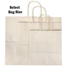 Marfil Bolsas de papel de Regalo ~ Tienda Boutique Bolsa Fiesta ~ escoge