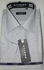 Camicia classica uomo Attore mezza manica collo classico art 112 € 9,90