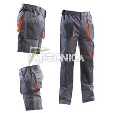 Pantaloni da lavoro lunghi multitasche Liberty 2.0 antistrappo portaginocchiere