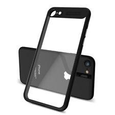 "Coque Etui Protection Antichocs Hybride Acrylique TPU pour Apple iPhone 8 4.7"""
