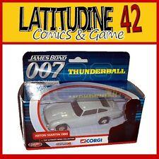 CORGI 007 JAMES BOND CAR REPLICA THUNDERBALL ASTON MARTIN DB5 DIE CAST