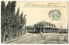 CPA 13 Bouche-du-Rhône Tarascon La gare
