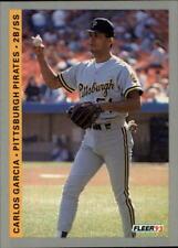 1993 Fleer Baseball Card Pick 501-720