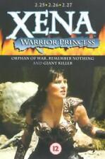 XENA - WARRIOR PRINCESS - 2.25-2.27 - NEW DVD
