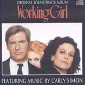Working Girl by Original Soundtrack (CD, Feb-1989, Arista)