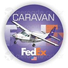 Cessna Citation Bravo aircraft round sticker