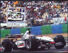 Guinea-Bissau 2003 MOTOR SPORT/F1/GP/Auto da Corsa/Grand Prix 1 V M/S (n34597)