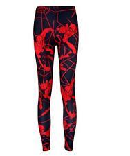 Woman  legging Red Batman printed elastic legging S-4XL legging