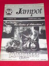 JAMPOT - AJS & MATCHLESS - Feb 1991 # 456