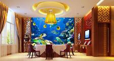 3D Views of the ocean 1 WallPaper Murals Wall Print Decal Wall Deco AJ WALLPAPER