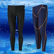 Swimming Long Pants Men Quick Dry Swimming Trunks swimwear Diving pants