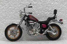 MOTO MAISTO SCALA 1/18-MOTORCYCLE-USATO COME DA FOTO REALE