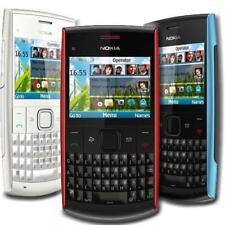 Nokia  X2-01 QWERTY Camera GSM Mobile Bar Phone unlock NEW MINT