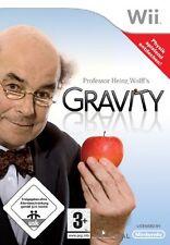 Profesor Heinz Wolff Gravedad (Nintendo Wii, 2008)