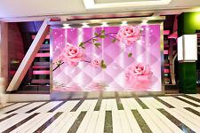 3D Jasmin 109 Photo Papier Peint en Autocollant Murale Plafond Chambre Art