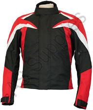 SCOTT-252 New Cordura Textile Biker Motorcycle Jacket - All sizes!