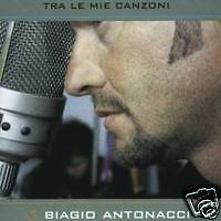 CD BIAGIO ANTONACCI TRA LE MIE CANZONI BEST DIGIPACK