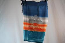 QUIKSILVER HILO SWIM/SURF/BOARD SHORTS BMJ6/BLUE color size 29/30/32/33/34/36