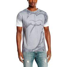 Men's The Rolling Stones Lingua MONO sublimazione T-shirt