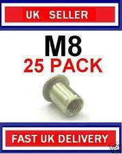Rivetto Filettato DADO inserisce-M8 - 25 pacco