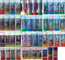 6 Children's Bubbles Tubs with Maze Party Filler Loot bag Disney Various Designs