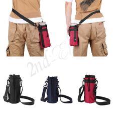 2L 1L Water Bottle Carrier Insulated Bag Cover Case Pouch Shoulder Strap Holder