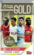 TOPPS PREMIER LEAGUE GOLD 2017 2018 BASE CARDS
