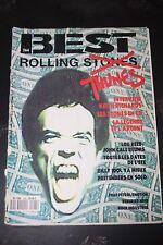 BEST - N°264 - Juillet 90 - 1990 - Roling Stones - Keith Richards - Lou Reed ...
