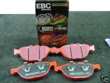 BMW 535D M SPORT PERFORMANCE EBC RED STUFF BRAKE PADS