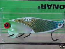 Heddon Rattling Sonar Lure XO433FGN Color Green Bass/Pike/Walleye/Pickerel/Trout