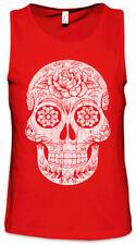 Mexican Skull I Herren Tank Top Mexico mexican Latin Latino Dios