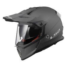LS2 MX436 Motocross Motorbike Motorcycle Helmet ADVENTURE PIONEER Titanium