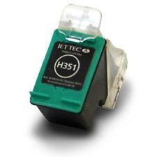 Hp351 Color Premium Remanufacturado Impresora Cartucho De Tinta H351