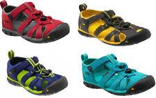 Keen seacamp niños trekking sandalia sandalia impermeable dedos de los pies protección modelo 2017
