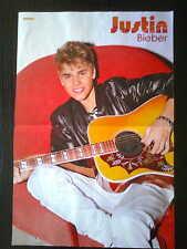Poster from Polish Magazine - Rihanna / Justin Bieber