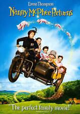 Nanny McPhee Returns (DVD, 2010)