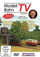 DVD Modellbahn TV - Ausgabe 24