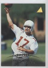 1995 Pinnacle #107 Dave Krieg Arizona Cardinals Football Card