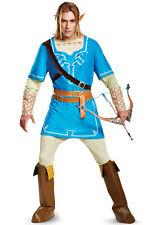 The Legend of Zelda Link Breath Of The Wild Deluxe Adult Costume