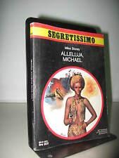 SEGRETISSIMO 825, 1979 - MIKE STOREY < ALLELUJA MICHAEL > MONDADORI